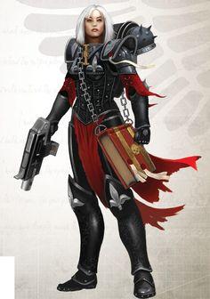 warhammer 40k sisters of battle codex - Google Search