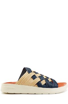 MISSONI Woven Leather Sandals. #missoni #shoes #shoes