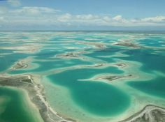 Kiribati, Christmas Island, Australia