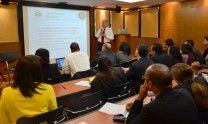 Superintendencia De Bancos Y Técnicos Del Tesoro De EEUU Capacitan Personal En Gestión De Bancos Con Problemas