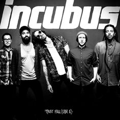 Incubus - Trust Fall (Side A) EP on LP