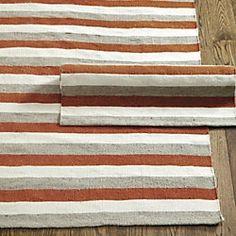 Rugby Stripe Indoor/Outdoor Rug