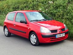 2006 (06) Renault Clio 1.5 dCi 68 Diesel Campus - Ins Group 3 - upto 74mpg For Sale In Stoney Stanton, Leicestershire