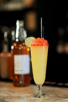 Boss Colada This refreshing creation by Nick Detrich was the best-selling drink at his New Orleans bar, Cane & Table,