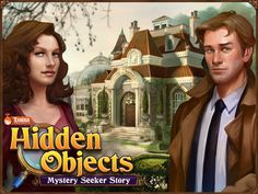 Play Hidden Objects: Mystery Seeker Story Game Online - Hidden Objects: Mystery Seeker Story Mystery Games, Hidden Objects, Online Games, Play