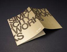 Brochure design for your inspiration