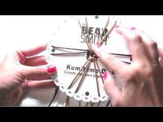 Come usare il disco Kumihimo parte 2