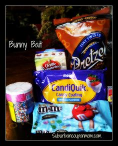 Bunny Bait Recipe