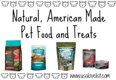 Pet food and pet treats are an important part of our pets' lives. They require good pet food for good health. Don't compromise for the cost. Buy natural pet food made in USA! Dog Organization, Natural Pet Food, Love List, Buy Pets, Pet Treats, Cat Supplies, Made In America, Money Saving Tips, American Made
