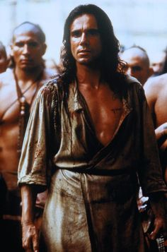 Daniel Day Lewis as Hawkeye - The Last of the Mohicans