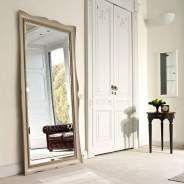 espejos grandes6 Floor Mirror, Mirror Mirror, Diy Room Decor, Home Decor, Cottage Style, My House, Oversized Mirror, Sweet Home, Loft