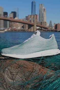 Want this! Adidas Created A Shoe That Is Literally Made Out Of Trash
