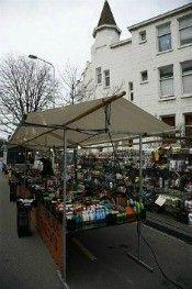 Scheveningen Market, on Stevinstraat. between Badhuisweg and Gentsestraat. Thursdays 9:00-17:00