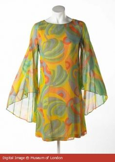 Georgie Girl designed it for Group 30 for summer 1967.