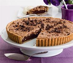 Brownietærte