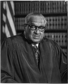 1976 U.S. Supreme Court: Justice Thurgood Marshall