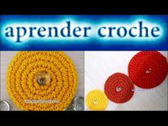 CROCHE AULA 15 CROCHE CIRCULAR (HD)