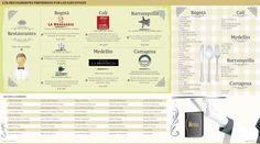 Los Restaurantes Preferidos por los Ejecutivos #Restaurantesybares