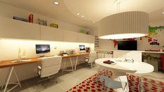 escritório manga rosa arquitetura - Pesquisa Google