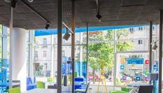 Szukasz biura w Warszawie? Dobrze trafiłeś. Sprawdź IDEA HUB MARSZALKOWSKA na CoworkingPoland.pl - największa baza biur i coworkingu w Polsce,