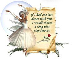 If had one last dance