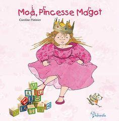 [On aime] Moi princesse margot ed. philomèle - Ezevel @EzEvEl77