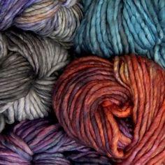 Joe's Toes - Malabrigo Rasta Super Chunky Pure Merino Yarn 150g