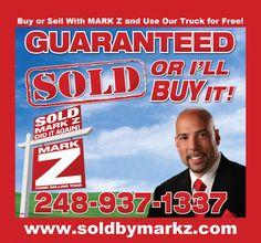 MARK Z. Home Selling Team Logo
