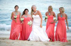 Los Cabos Destination Wedding at Villa Del Arco  I am so in live with these colors!