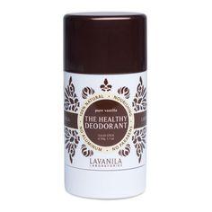 LAVANILA The Healthy Deodorant Pure Vanilla Stick