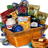 Fall harvest gift basket fall harvest gift and basket ideas free bid auction new england breakfast gift basket standard negle Choice Image