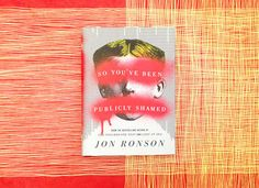 """Jon Ronson's new book """"So You've Been Publically Shamed"""" takes a look into online trolling."""