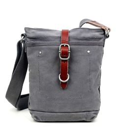 Take a look at this TSD Gray Forest Crossbody Bag today!