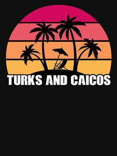 Turks & Caicos Gift. Travel Gift. Turks & Caicos travel or holiday souvenir tee shirt are the perfect to wear to the beach surfing or sailing. Perfect gift for someone travelling to Turks & Caicos. #Turks&Caicos #TurksandCaicos #Turks&Caicosshirts Turks And Caicos Vacation, Vacation Shirts, Travel Gifts, Holiday Travel, Tee Shirt, Holiday Gifts, Travelling, Sailing, Tees