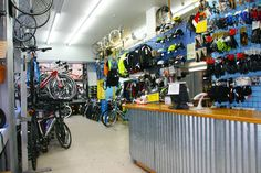 Bike Stores In New York Metro Area Th Avenue Bicycles Nyc