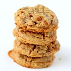 Peanut butter and Butterfingers combined together in one delicious cookie recipe? Yum! These Peanut Butter Butterfinger Cookies are so tasty that you'll want to eat one each and every day. This is definitely one of the best recipes for cookies around.