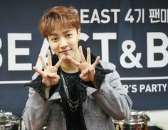 [★BEAST DIARY★] 20150116 DIARY :: B2UTY 4th Official Fanmeeting 150103-gikwang