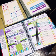 Showing & spreading the planner love! This is what I was working on tonight! Loved your #plannerscope tonight @whitneyenglish so fun & generous! Congrats to the winners! I'm now following @caseynicole88 & many others! #spreadplannerlove #planner #plannergirl #plannerlove #plannernerd#plannergoodies #plannercommunity by jenjenplans