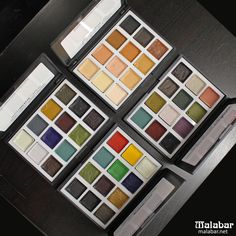 NEW at Malabar: Alcohol-based European Body Art Master Palettes in Skin, Autopsy, SFX and Undead! Available at www.malabar.net