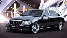 2015 Brabus Mercedes-Maybach S600 Rocket 900 6.3 V12 - Google Search