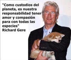 Como custodios del planeta, es nuestra responsabilidad tener amor y compasión para con todas las especies
