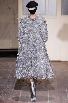 The Maison Martin Margiela Spring Couture 2013 Collection was Divine #eco trendhunter.com