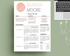 Fashion Resume  Ideas    Fashion Resume Creative Cv