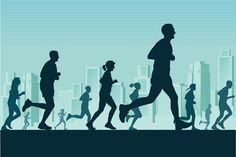 De cara al maratón