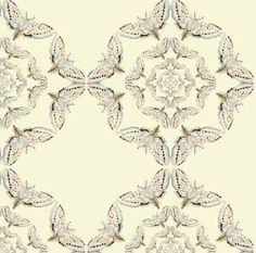 White Moth Circle WM/MICA/01