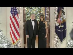 President Donald J. Trump and First Lady Melania Trump's 2017 Christmas Message - YouTube