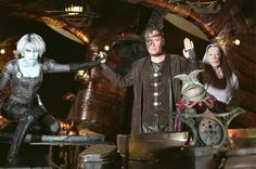First promo images from Farscape: The Peacekeeper Wars