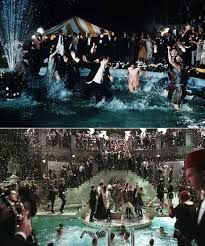 1000 images about gatsby on pinterest pool parties great gatsby quotes and the great gatsby for Jay gatsby fear of swimming pools