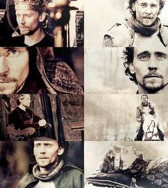 The Hollow Crown, Henry V, Tom Hiddleston at King Henry V