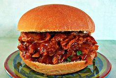 Crockpot Barbecue Pulled Pork
